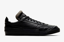 Nike Drop-Type Leather Premium Black | White Trainers