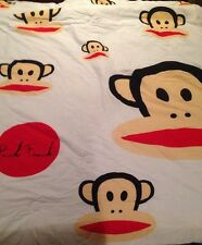 Paul Frank Is Your Friend Julius the Monkey Full Comforter 76x86