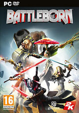 Battleborn D1 Day One Edition PC IT IMPORT TAKE TWO INTERACTIVE