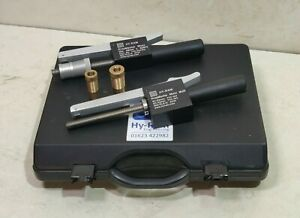 Hyram Prepmaster Mono Multi  Rotary Pe Pipe Scraper Wask Gas Water