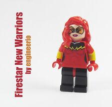 LEGO Custom - Firestar - Marvel Super heroes mini figure Thunderbolts