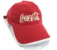 Vintage 1980s COCA-COLA Embroidered Cap Hat Snapback #A48