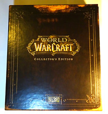 World of Warcraft WoW Classic Vanilla Collectors Edition Classic Vanila RARE BOX