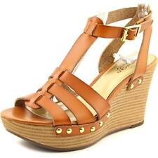 American Living Abaline Open Toe Platform Wedge Sandals size 7 New in Box