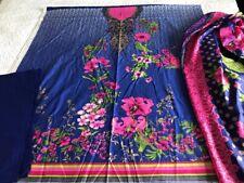 Pakistani designer Amal Cotton Printed  UN-STITCHED SHALWAR KAMEEZ SUIT Asian
