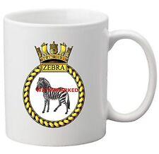 HMS ZEBRA COFFEE MUG