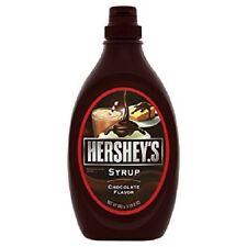 Hershey's Chocolate Flavoured Syrup 680g 24oz by Hersheys
