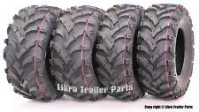 Set of 4 New AT MASTER ATV Tires 23x8-11 Front & 24x9-11 Rear 6PR P341-10147/153