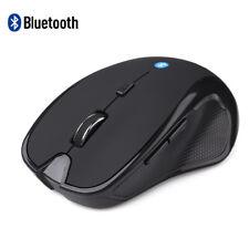 Wireless Mini Bluetooth Maus 2,4GHz Mouse Optisch Für PC Schwarz