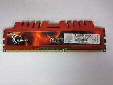 G Skill RipJaws X Series 4GB PC3-12800 DDR3-1600MHz | F3-12800CL9D-8GBXL
