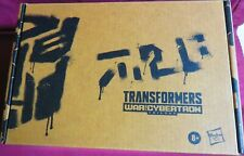 TRANSMUTATE, WFCGS25, DELUXE CLASS TRANSFORMERS, 2021 HASBRO,  WAR FOR CYBERTRON