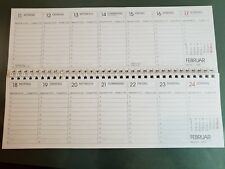 Tischkalender 2019   Umklappkalender  Kalender Zeitplansystem SONDERANGEBOT