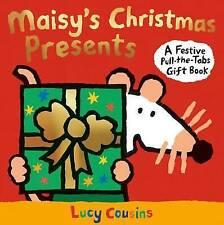 Maisy les cadeaux de Noël par Lucy Cousins (cartonnée, 2016)