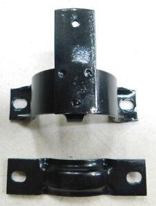 1955 1956 chevrolet belair 210 150 wagon steering column  brackets #4