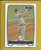 Tyler Austin RC 2012 1st Bowman Prospects Rookie Card # BP17 New York Yankees