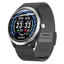 Lemfo N58 Reloj inteligente para hombres y mujeres de Frecuencia Cardiaca Ecg PPG banda de presión arterial Fitness