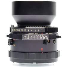 Mamiya 180mm f4.5 Sekor Lens with Hood