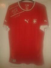 Mens Football Shirt - Switzerland National Team - Home 2011-2013 - Puma - XL