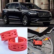 2pcs Rear Air Suspension Shock Bumper Spring Coil Cushion Buffer For Volvo Xc90