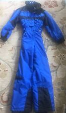 Men's EDELWEISS Ski Winter Snow Suit Full Body Belt Sz.M USED ONCE ONLY NM