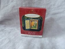 "Hallmark Collectible Ornament ""Little Boy Blue Mother Goose"" 1997"