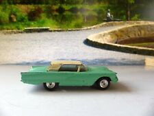 Corgi Toys 214 Ford Thunderbird *rare late edition*