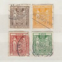 New Zealand Arms Fiscal Collection Of 4 VFU JK1527