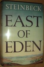 EAST OF EDEN by John Steinbeck True 1st Edition with Typo 1952