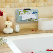 Kitchen Tissue Box Holder, Wall Mount for Kleenex Facial Tissues and Tablets