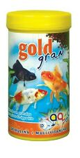 Aquarium Tank Goldfish Granules Food for Coldwater / Freshwater Fish - 250 ml