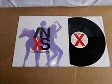 "INXS : SUICIDE BLONDE - MAXI 12"" UK 3TRACKS 1990 - MERCURY 878 087 1"