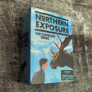 Northern Exposure Complete Series Season 1-6 DVD 26-Disc Brand new & sealed