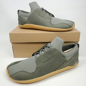 VivoBarefoot Kasana Ghillie Shoe Womens Size 40 US 9 Dusty Olive Green 200175-02