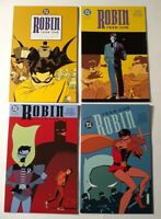 Robin: Year One (2000), High Grade Complete Set of 4 Issues, Dixon, Beatty