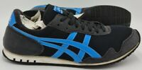 Asics Sumiyaka Running Low Trainers H200N Black/Light Blue/White UK10/US11/EU45