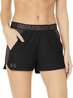Under Armour Women's UA Play Up 2.0 Shorts Black S
