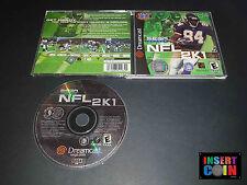 JUEGO SEGA DREAMCAST NFL 2K 1  (NTSC USA)