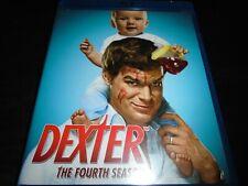 Dexter: Season 4 The Fourth Season Blu-ray  region a