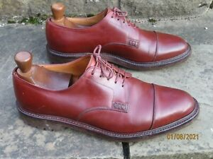 Church size 9 Brown shoes   Commando sole