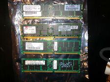 8GB 4x2GB HP 373030-851 RAM PC3200R ECC REGISTERED DDR-400 2RX4 SERVER MEMORY