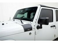 For 2007-2017 Jeep Wrangler Cowl Cover Rampage 97823KH 2008 2009 2010 2011 2012