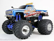 "Tamiya 58518 The Clodbuster RC Kit with Tamiya ""Twin Motor"" ESC Car"