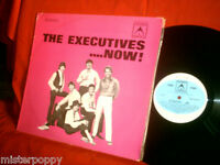 THE EXECUTIVES ...Now! LP AUSTRALIA 1968 EX First Press OZ Beat Pop/Psych