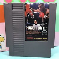 Mike Tyson's Punch-Out!! (NES, 1987) Nintendo