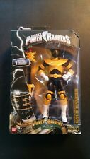 Power Rangers Legacy Zeo Gold Ranger Limited Edition Action Figure