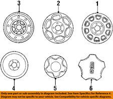 Lincoln FORD OEM 98-01 Navigator Wheel Cover-Hub Center Cap F85Z1130LA