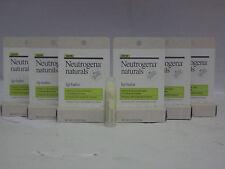 Neutrogena Naturals Lip Balm (LOT OF 6)-   Free US Shipping