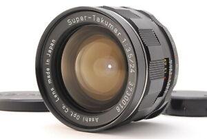 "Asahi Opt. Co. PENTAX Super Takumar 24mm f/3.5 ""Near Mint"" 00135423 Ship Japan"