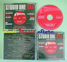 CD STUDIO ONE SKA compilation 2004 SKATALITES JOE HIGGS MAYTALS (C33) no mc lp