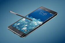 Samsung Galaxy Note Edge SM-N915A - 32GB - Charcoal Black (AT&T) UNlocked 7/10